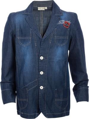 Lumber Boy Full Sleeve Printed Boy's Jacket
