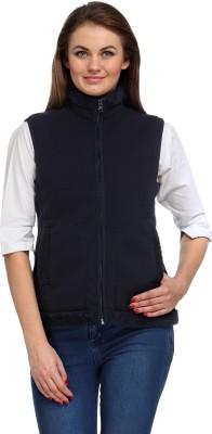 Aspasia Sleeveless Solid Women's Jacket