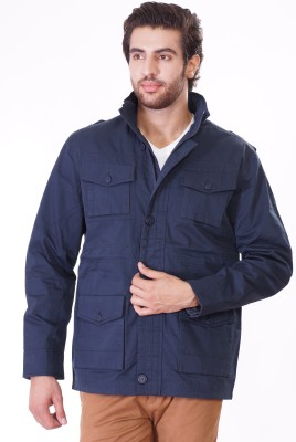 Oracle Full Sleeve Solid Men's Jacket