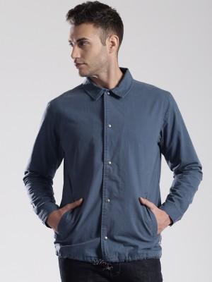 Quiksilver Full Sleeve Solid Men's Jacket