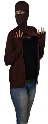 KISHA Full Sleeve Solid Women's Jacket