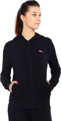 Ativo Full Sleeve Solid Women's Jacket