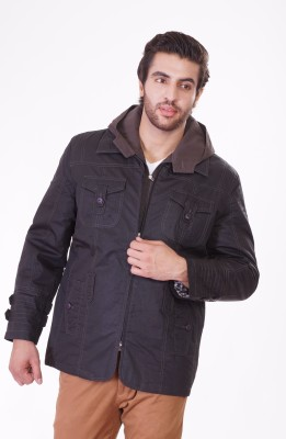 Oracle Full Sleeve Solid Men's Field Jacket