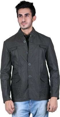 Unifit Full Sleeve Solid Men's Quilted Jacket