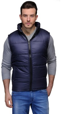 Tailor Craft Sleeveless Solid Men's Jacket
