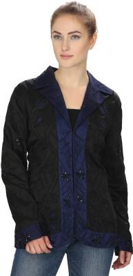 MansiCollections Full Sleeve Embellished Womens Jacket