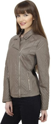 Pab Jules Full Sleeve Solid Women's Jacket