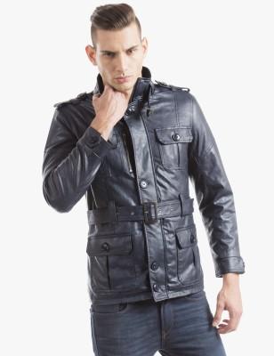 Shuffle Full Sleeve Solid Men's Jacket