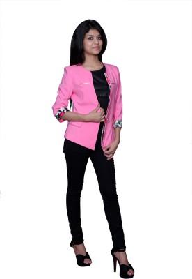 Trendz Today Full Sleeve Embellished Women's Jacket