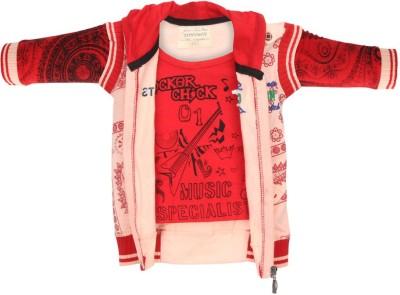 TonyBoy Printed Baby Boys Jacket