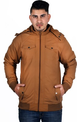 Ned. Full Sleeve Solid Men's Jacket