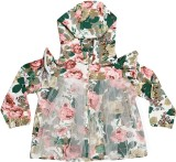 Lilpicks Couture Full Sleeve Floral Prin...