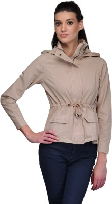 Kiosha Full Sleeve Solid Women's Jacket
