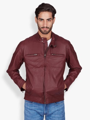 3 Degre Full Sleeve Solid Men's Jacket