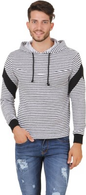 Cherymoya Full Sleeve Striped Men's Jacket