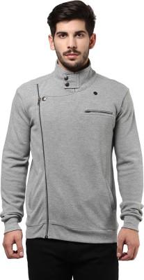 Hypernation Full Sleeve Solid Men's Jacket