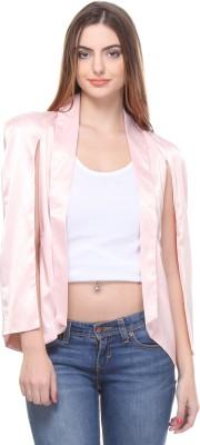 Closet Drama Full Sleeve Solid Women's Jacket