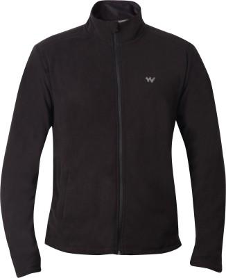 Wildcraft Full Sleeve Solid Men's Jacket