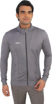 TK Full Sleeve Solid Men's Jacket