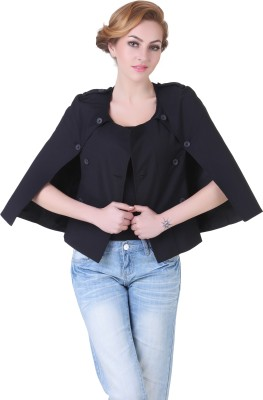 Yishion 3/4 Sleeve Solid Women's Quilted Jacket