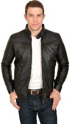 Urbano Fashion Full Sleeve Solid Men's Jacket