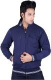 Vivid Bharti Full Sleeve Solid Men's Qui...