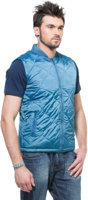 Zovi Sleeveless Solid Men's Quilted Jacket