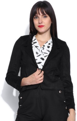 Noble Faith Full Sleeve Solid Women's Jacket