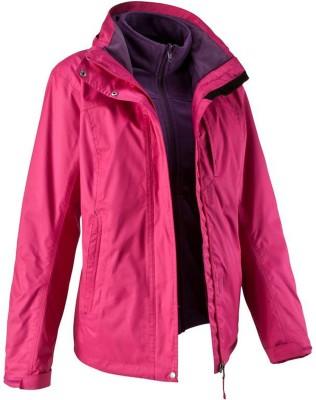 Quechua Full Sleeve Solid Women's Jacket