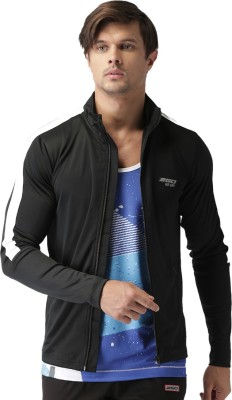 2Go Full Sleeve Solid Mens Jacket