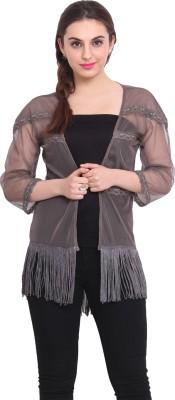 Rena Love 3/4 Sleeve Solid Women's Jacket