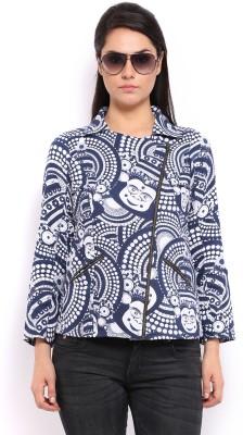 Mirage Full Sleeve Printed Women's Jacket