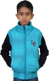 Little Bugs Sleeveless Solid Boys Quilte...