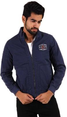 U.S. Polo Assn. Full Sleeve Solid Men,s Jacket