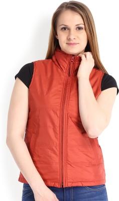 Wrangler Sleeveless Solid Women's Jacket