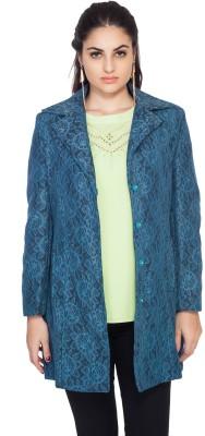 SOIE Full Sleeve Floral Print Women's Jacket
