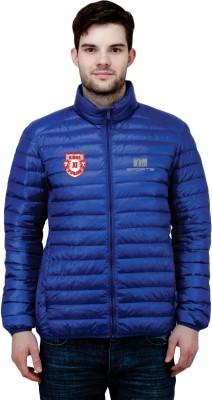 T10 Sports Full Sleeve Solid Men's Jacket