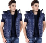 Kritika's World Sleeveless Applique Men'...