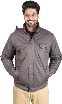 WHODUNIT Full Sleeve Solid Men's Jacket
