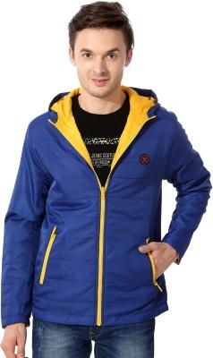 Van Heusen Full Sleeve Solid Men's Quilted Jacket