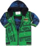 Tonyboy Printed Boys Jacket