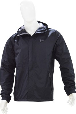 Under Armour Full Sleeve Solid Men,s Jacket