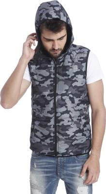 Jack & Jones Sleeveless Printed Men's Jacket