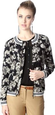 Van Heusen Full Sleeve Printed Women's Jacket