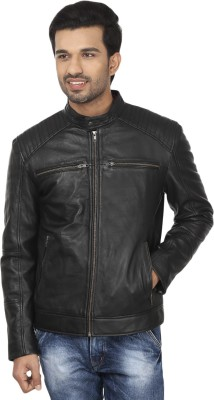 NEHANCHAL Full Sleeve Solid Mens Jacket