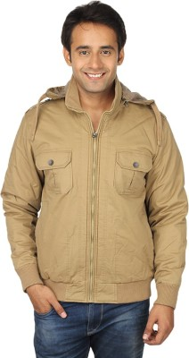 Grahcjows Creations Full Sleeve Solid Men,s Jacket