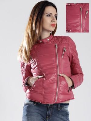 GAS Full Sleeve Solid Women's Jacket