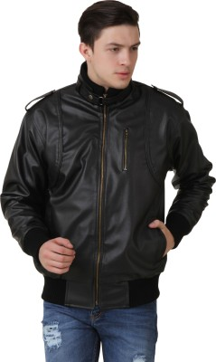 Nids Collection Full Sleeve Solid Men's Jacket