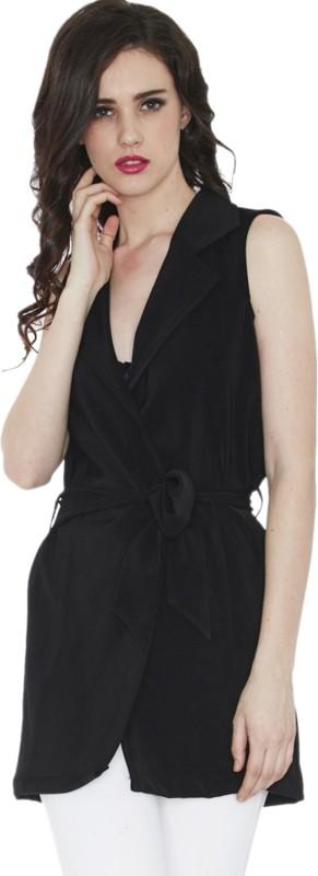 Divaat Sleeveless Solid Women's Jacket