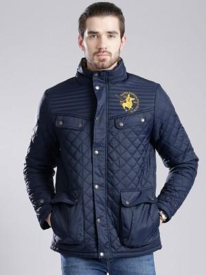Santa Monica Full Sleeve Woven Men's Jacket